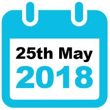 25 maggio